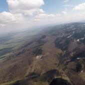 Srebnogórski Warun - Paragliding Fly