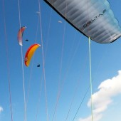 Kozakov Paragliding Fly