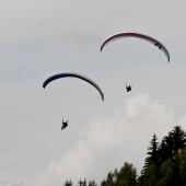 Mieroszów dał polatać na koniec czerwca., Dzisiejsze starty.