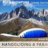 Szkoła sportów lotniczych FlyAdventure, Instruktor - Andrzej Binkowski